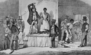 Slavery Auction - The True Meaning of 'Black Friday'