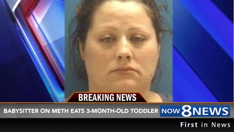 Babysitter On Crystal Meth